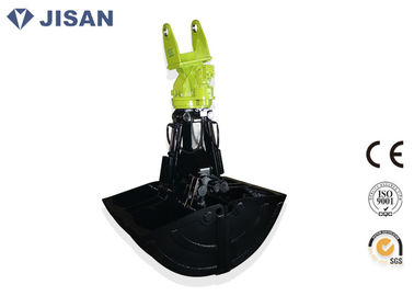 CAT312 Excavator Hydraulic Rotating Grams Clheshell سطل دو سیلندر